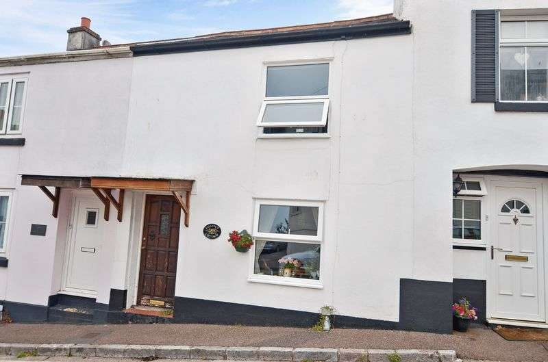 2 Bedrooms Terraced House for sale in Park Road, Torquay