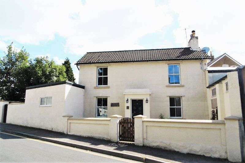 2 Bedrooms House for sale in CINDERFORD, GLOUCESTERSHIRE