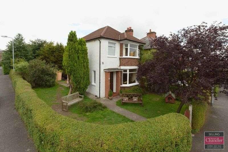 3 Bedrooms Detached House for sale in 25 Knockbreda Drive, Belfast, BT6 0HJ