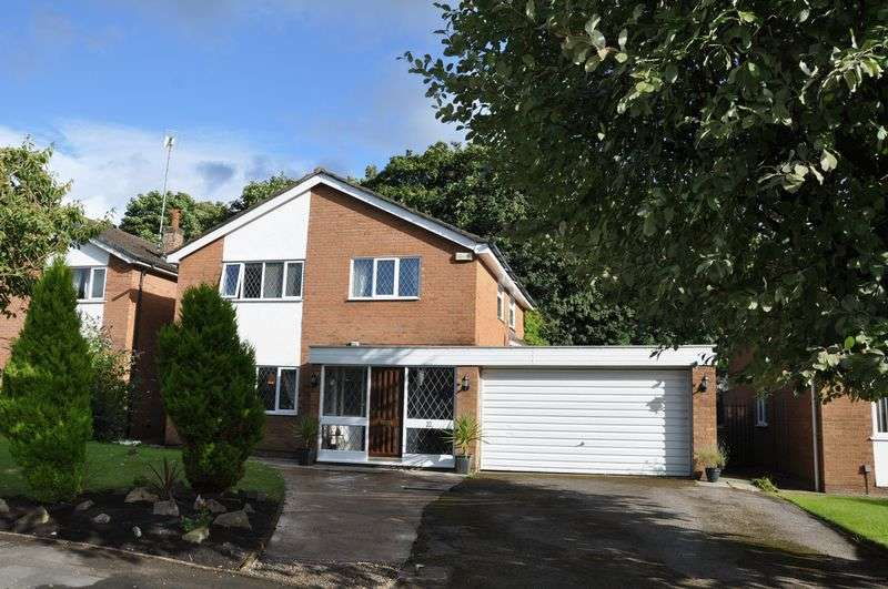 4 Bedrooms Detached House for sale in Meadowcroft, Euxton