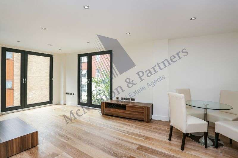 2 Bedrooms Flat for sale in Rothsay Street, London
