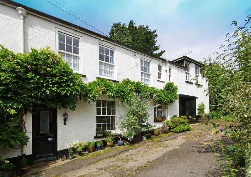 4 Bedrooms Semi Detached House for sale in South Molton