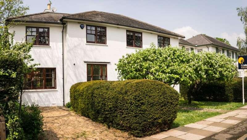5 Bedrooms Detached House for sale in Warboys Road, Kingston upon Thames, KT2