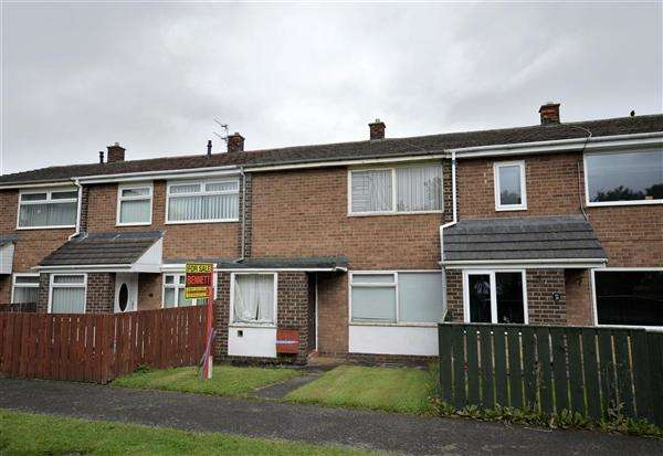 2 Bedrooms Link Detached House for sale in North Leigh, Tanfield Lea, Stanley