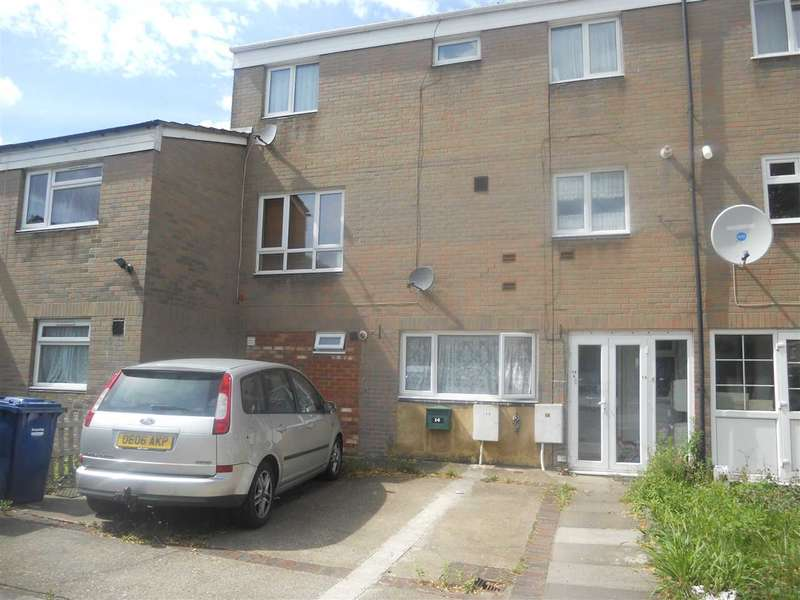 3 Bedrooms Maisonette Flat for sale in Gaydon Lane (First Floor Flat), Colindale