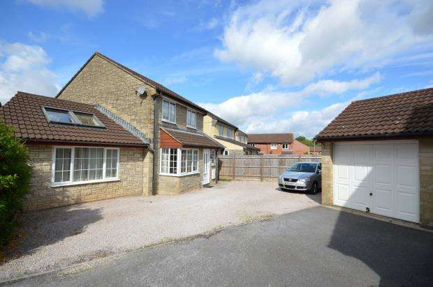 4 Bedrooms Detached House for sale in Forbes Close, Heathfield, Newton Abbot, Devon