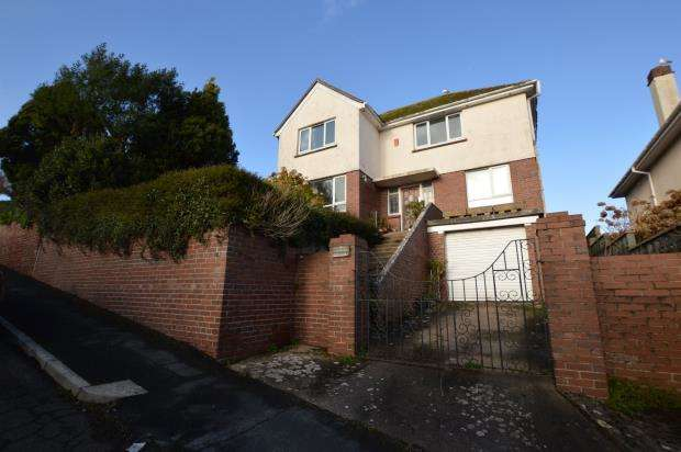 4 Bedrooms Detached House for sale in Northfields Lane, Brixham, Devon
