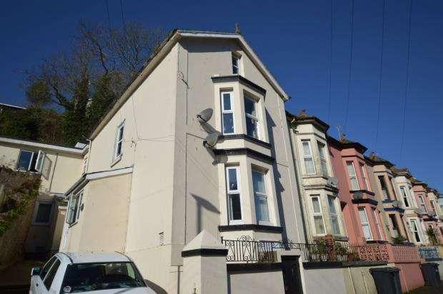 2 Bedrooms Flat for sale in Glenmore Road, Brixham, Devon