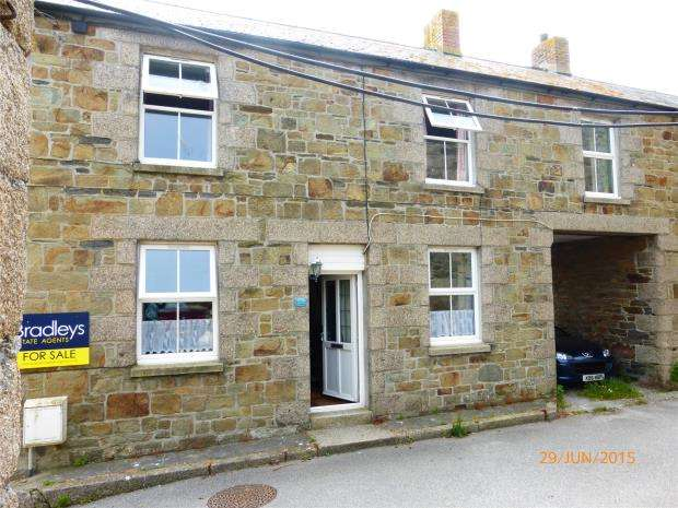 3 Bedrooms End Of Terrace House for sale in Angel Place, Coinagehall Street, Helston, Cornwall