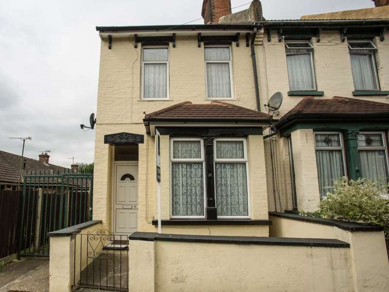 4 Bedrooms End Of Terrace House for sale in Cliffe Road, Strood