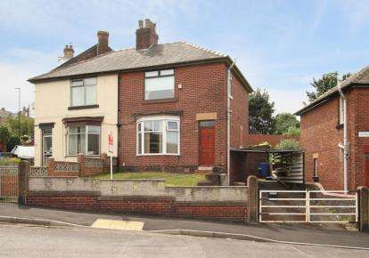3 Bedrooms Semi Detached House for sale in Midhill Road, Sheffield, South Yorkshire
