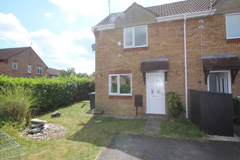 1 Bedroom End Of Terrace House for sale in Hoylake Drive, Farcet, Peterborough, PE7 3BE
