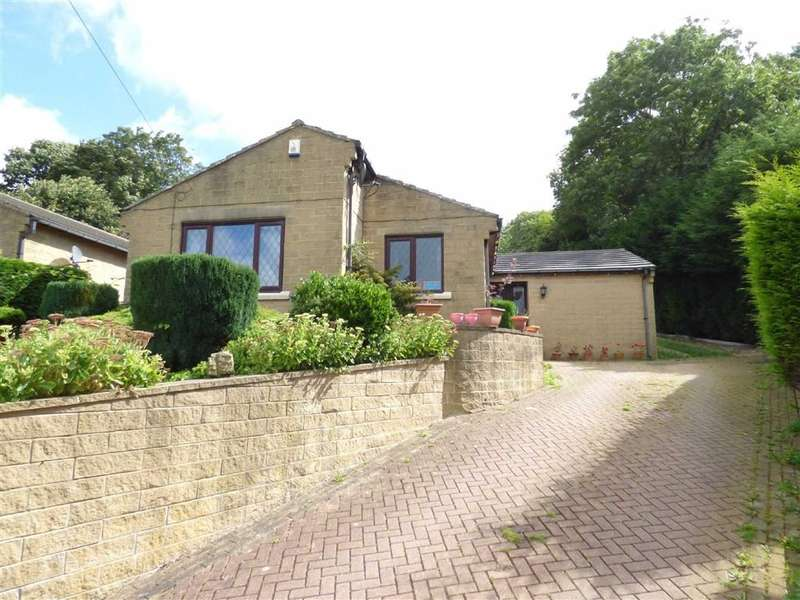 4 Bedrooms Property for sale in Roselee Close, Siddal, Halifax, West Yorkshire, HX3