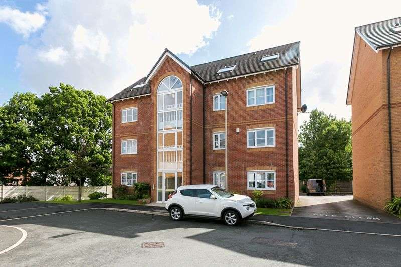 1 Bedroom Flat for sale in Appleton Grove, Goose Green, WN3 6NY