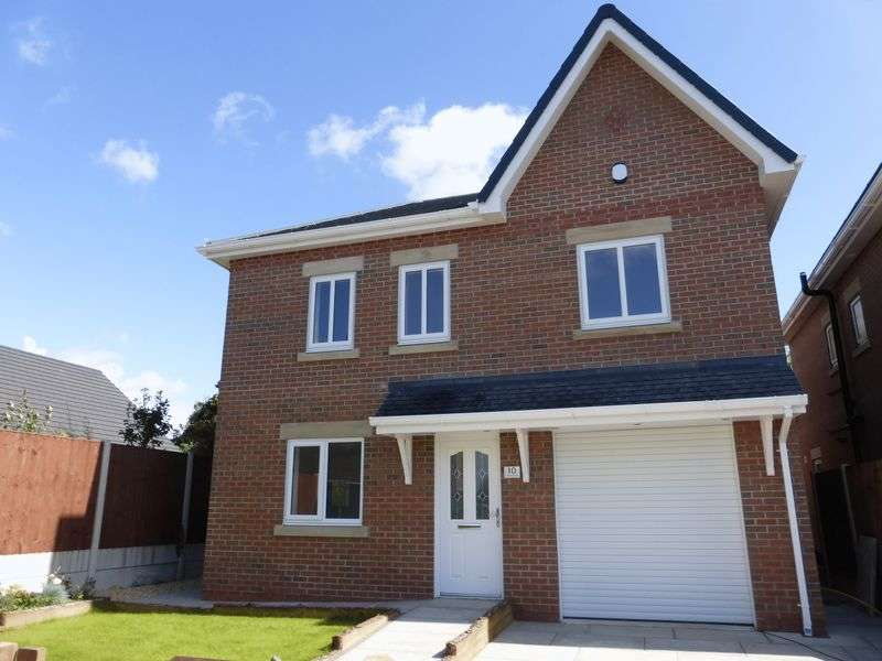 4 Bedrooms Detached House for sale in New Development Carr Heyes Drive, Hesketh Bank, Preston