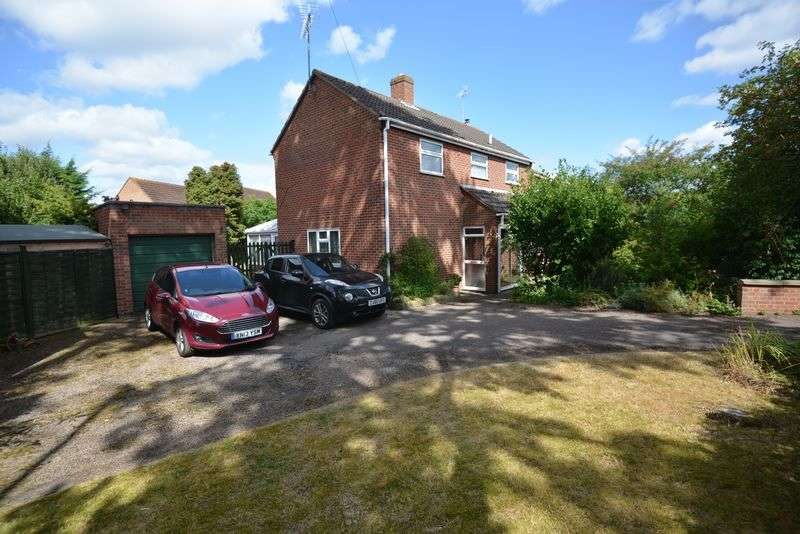 4 Bedrooms Detached House for sale in Bristol Road, Quedeley, Gloucester, GL2 4QW