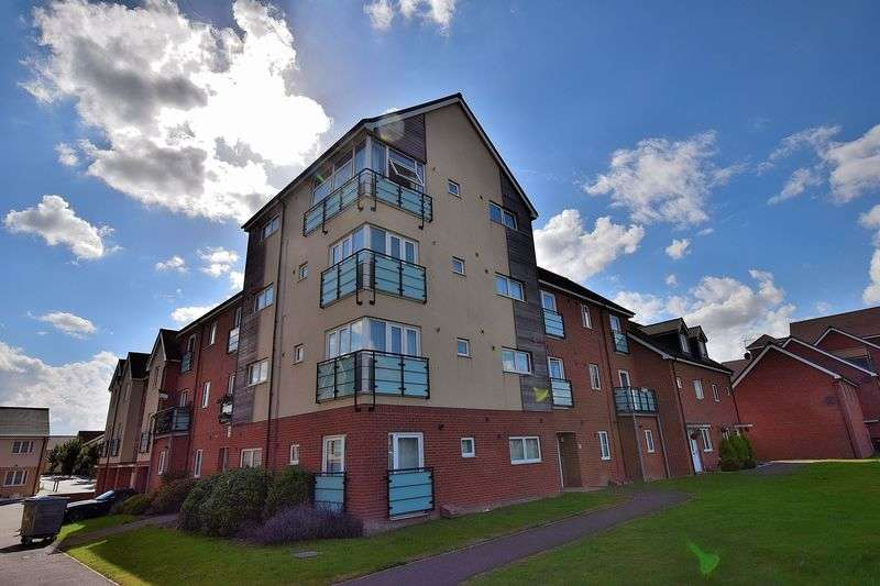 2 Bedrooms Flat for sale in Leyland Road, North Dunstable