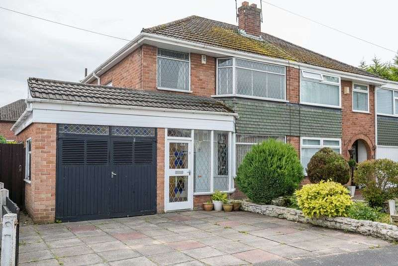 3 Bedrooms Semi Detached House for sale in Buttermere Close, Maghull