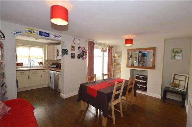 3 Bedrooms Terraced House for sale in Sherborne Street, CHELTENHAM, GL52 2JY