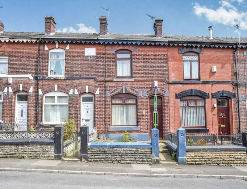 2 Bedrooms Property for sale in Grosvenor Street, Radcliffe, Manchester, M26