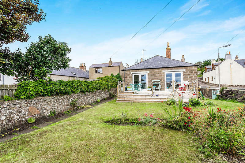 3 Bedrooms Semi Detached House for sale in Milnes Wynd, Johnshaven, Montrose, DD10