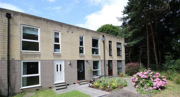 3 Bedrooms Terraced House for sale in Holloway, BATH