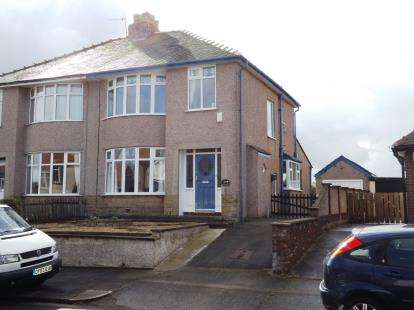 3 Bedrooms Semi Detached House for sale in Lowther Avenue, Morecambe, Lancashire, United Kingdom, LA3