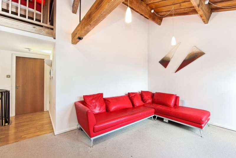 1 Bedroom Apartment Flat for sale in Warehouse K, Western Gateway, Royal Victoria Dock, E16