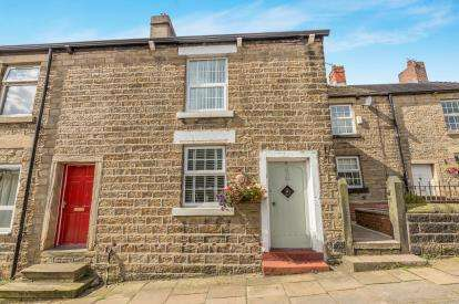 3 Bedrooms Terraced House for sale in Green Lane, Hollingworth, Hyde, Greater Manchester
