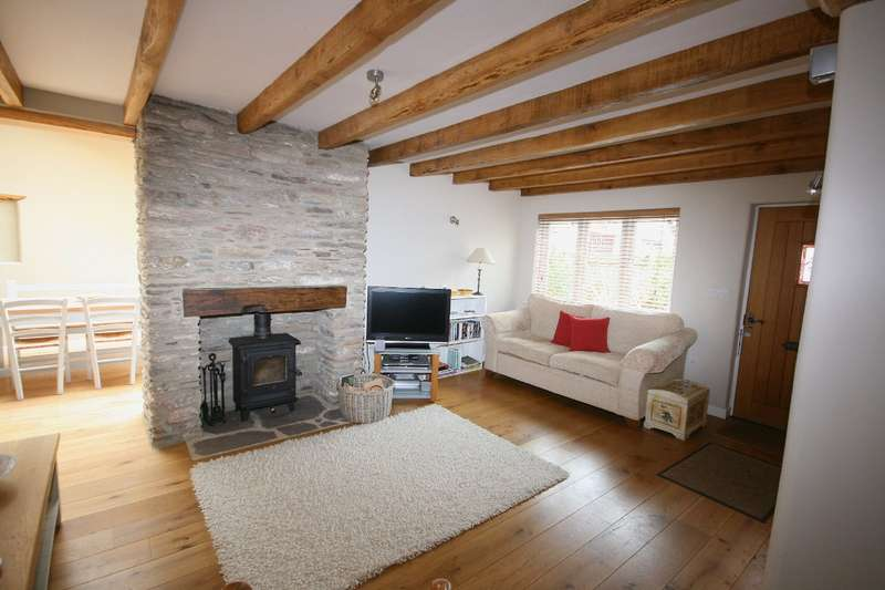 4 Bedrooms Detached House for sale in Tremlett House, Stoke Fleming, Dartmouth