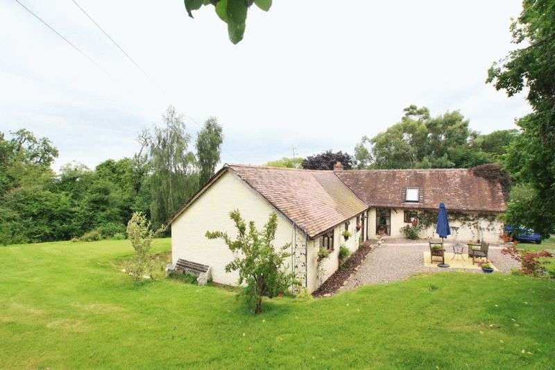 3 Bedrooms Detached House for sale in Hope Bagot, Knowbury nr Ludlow
