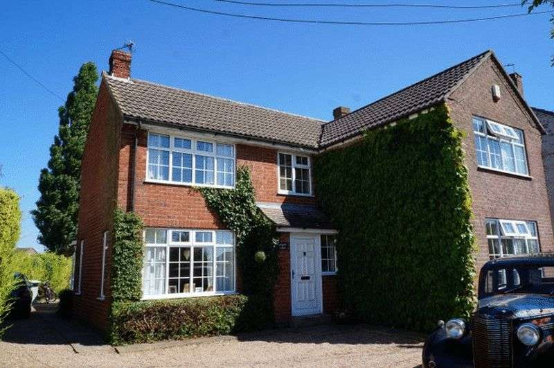 4 Bedrooms Detached House for sale in Low Toynton Road, Horncastle
