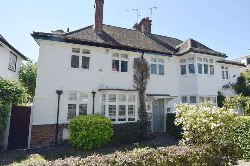 4 Bedrooms Property for sale in Hampstead Way, Hampstead Garden Suburb, London NW11