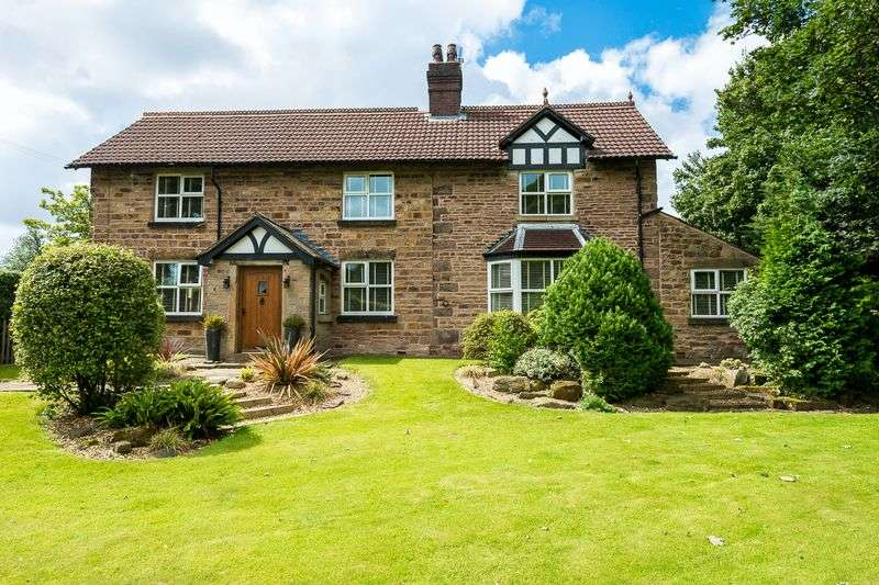 5 Bedrooms Detached House for sale in Red Rock Lane, Haigh