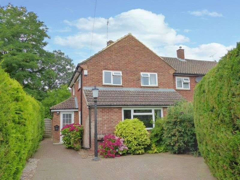 3 Bedrooms Semi Detached House for sale in Marlow