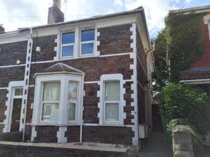 2 Bedrooms Flat for sale in Grove Park Terrace, Fishponds, Bristol