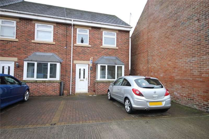 3 Bedrooms End Of Terrace House for sale in Seymour Street, Bishop Auckland, County Durham, DL14