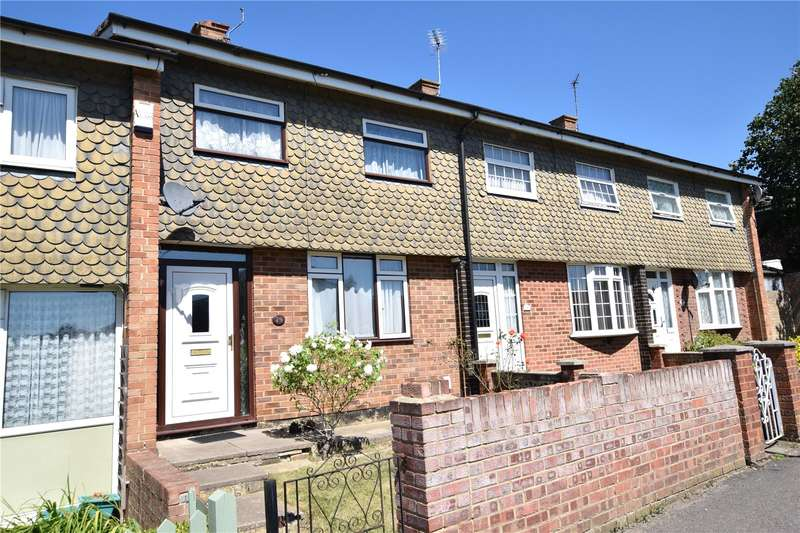 3 Bedrooms Terraced House for sale in Clayton Walk, Reading, Berkshire, RG2