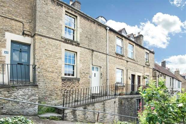 2 Bedrooms Terraced House for sale in Stokes Croft, Christchurch Street East, Frome