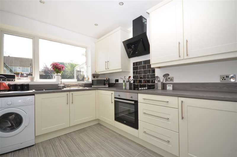 3 Bedrooms Semi Detached Bungalow for sale in Conniston Road, Barrow Upon Soar