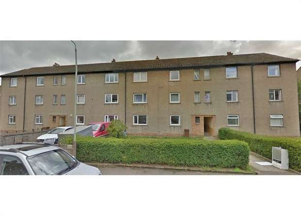 2 Bedrooms Flat for sale in 5 Aboyne Avenue, Dundee