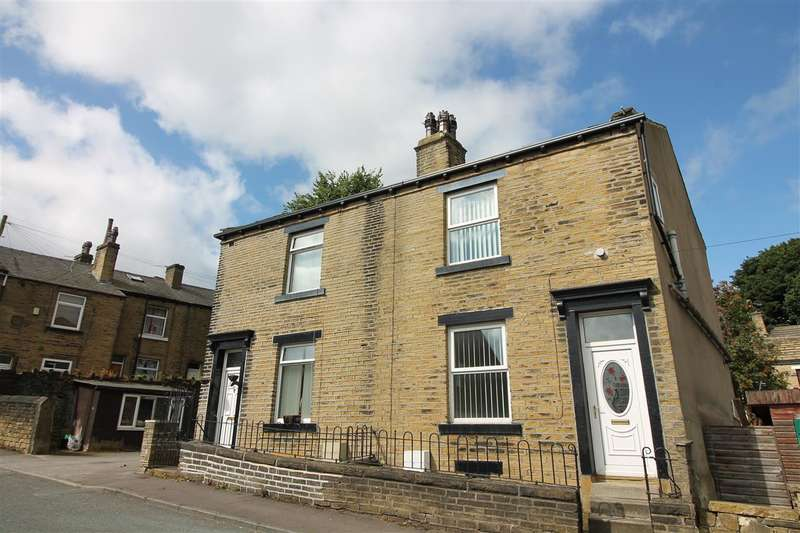 2 Bedrooms Semi Detached House for sale in Sutcliffe Street, Halifax