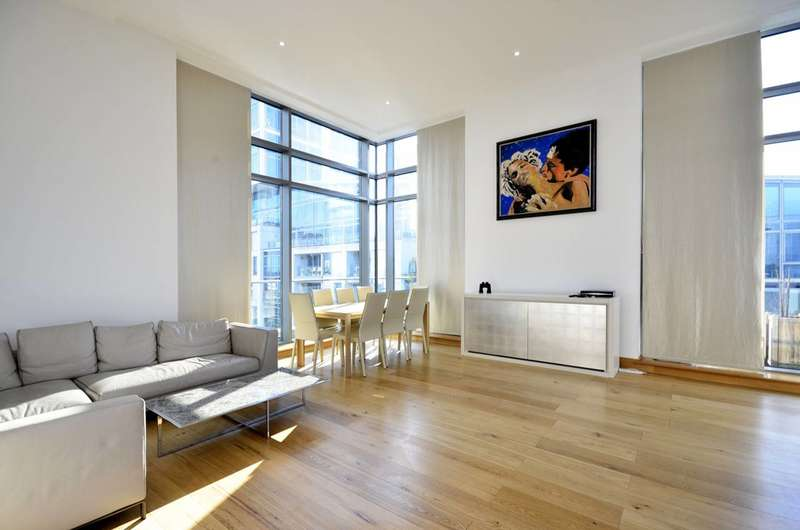 5 Bedrooms Penthouse Flat for sale in Winchester Road, Swiss Cottage, NW3