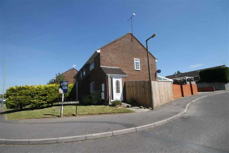 2 Bedrooms Property for sale in Wakefield Close, Freshbrook, Swindon