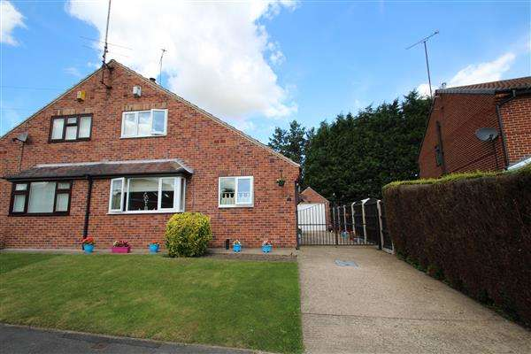 3 Bedrooms Bungalow for sale in Moorhouse Court, South Elmsall