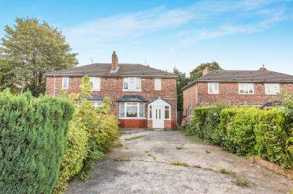 4 Bedrooms Semi Detached House for sale in Moorby Avenue, Manchester, Greater Manchester, .