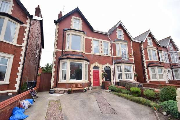 4 Bedrooms Flat for sale in 7a Lake Road, LYTHAM ST ANNES, Lancashire