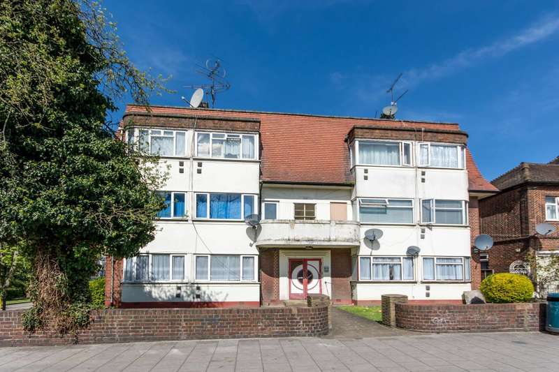 2 Bedrooms Flat for sale in Clifford Court, Gladstone Park, NW2