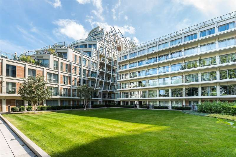 2 Bedrooms Flat for sale in Trafalgar Building, 15 Henry Macaulay Avenue, Kingston upon Thames, KT2