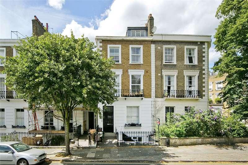 3 Bedrooms Maisonette Flat for sale in Hemingford Road, Barnsbury, N1